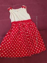 Платье Gymboree на 7 лет