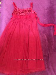 Нарядное платье monsoon 10 лет