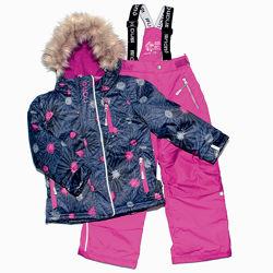 Зимние канадские комплекты для девочек NANO до -30С