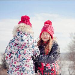 Канадский зимний комплект для девочки Nano до -30