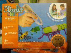 3Д ручки 3Doodler Start и Create. Оригинал из США.
