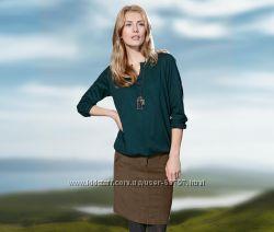 Оригинальная вельветовая юбка от тсм Tchibo размер 36, 40 евро