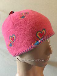 Хорошенькие флисовые шапочки от C&A Германия размер 53