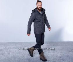 Шикарная всепогодная термо куртка 3-в-1 Tchibo размер L