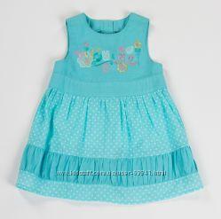 80, 86, 92, 98см платье летнее Бемби