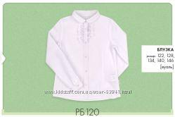 122-146см блузка для девочки Бемби новинка
