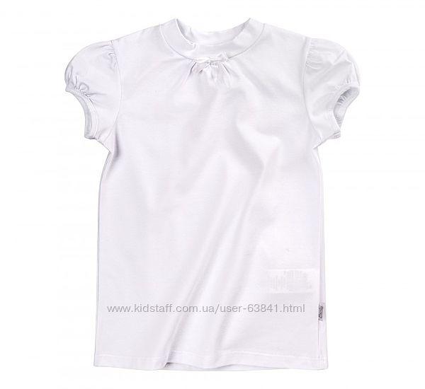 116-146см блузка в школу Бемби новинка