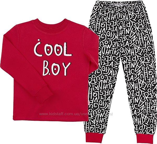 Пижама для мальчика 128,134,140,146см ПЖ39