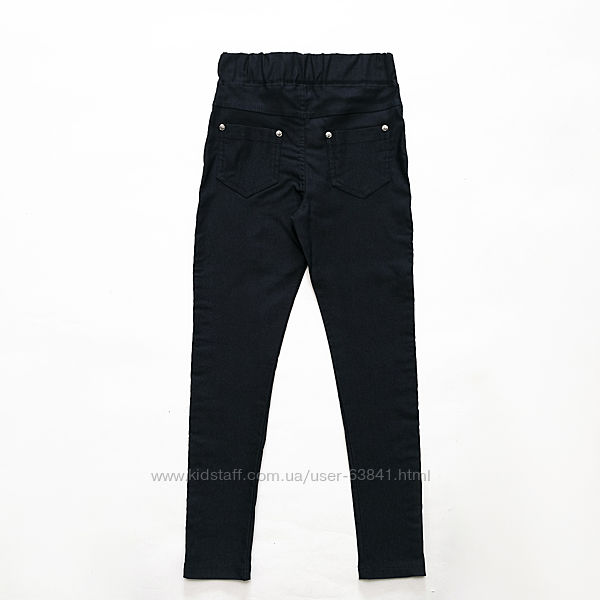 Леггинсы утепленные classic jeans 122-170см