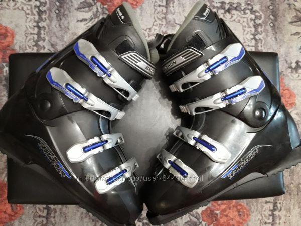 Мужские горнолыжные ботинки Sаlomon