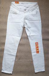 Укороченные легкие джинсы OldNavy, размер 2