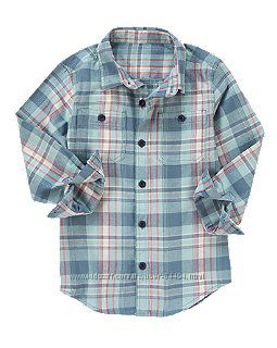 Фланелевые рубахи Crazy8, размер M