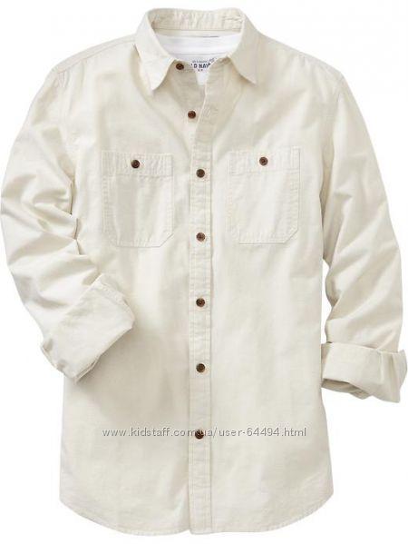 Рубахи OldNavy L 10-12