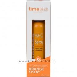 Спрей Timeless Orange spray с гиалуроновой кислотой и матриксилом