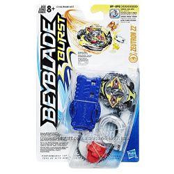 Бейблейд Zeutron Z2 c пусковым устройством Зейтрон Hasbro Оригинал