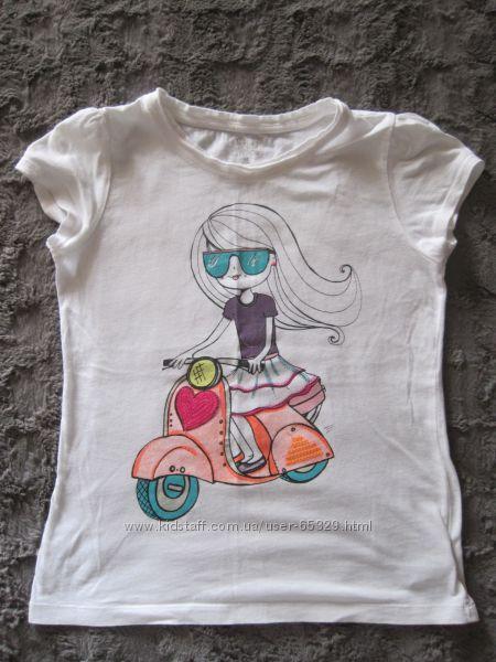 футболка CHILDRENS PLACE б. у.