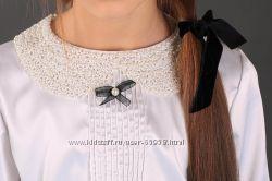 Блузки MONE короткий и длинный рукав 122-152