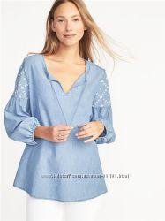 Блуза вышиванка р ХЛ