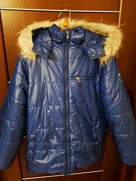Зимова куртка Wojcik 158 р.