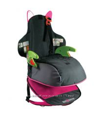 Детский рюкзак-бустер BOOSTAPACK Trunki цвет розовый