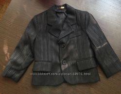 Прокат классического костюма тройка на 1-2 годика