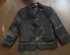 Классический костюм тройка на 1-2 годика
