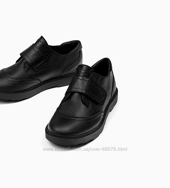 Sale Кожаные туфли Zara р.38