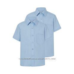 Рубашки школьные Marks&Spenser Разные цвета.