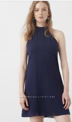 Легкое платье-сарафан MANGO.