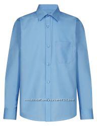 Наши школьные рубашки MARKS&SPENCER. р. 12-13 лет158 см.