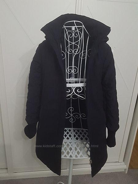 Пальто зимнее от blumarine