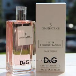 Dolce & Gabbana 3 LImperatrice неперевершений аромат дорогої жінки