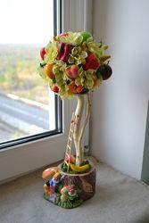 Фруктово-цветочные деревья для вашего дома