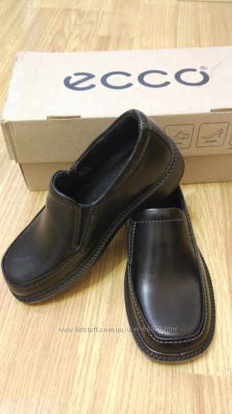 Туфли Ecco оригинал размер 28