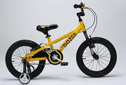 Детский двухколесный велосипед 16 Royal Baby Bull Dozer 16, 18