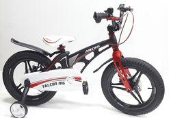 Детский велосипед Ardis Falcon магневая рама 16 черный Ардис Фалькон