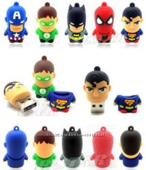 USB флешка Супергерои 8 гигабайт