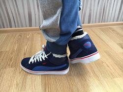 Утеплені черевики Puma. Оригінал 22. 5см, 23, 23, 5, 24, 24. 5см, 25см