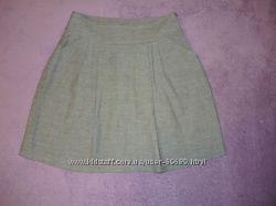 Качественная юбка с карманами MONTON р. 38 М в офис