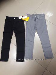 Стрейчевые скини-джинсы H&M р. 116, 122, 128, 134, 146,152