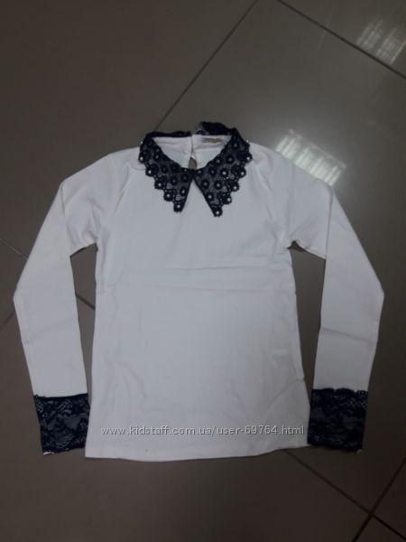 Трикотажные блузки Benini р. 128, 134, 140, 146, 152, 158