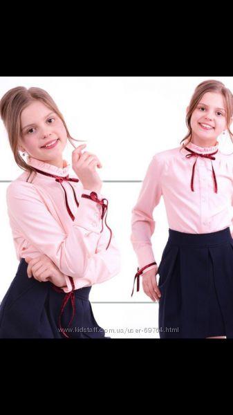 Школьная блузка Luxik р. 140
