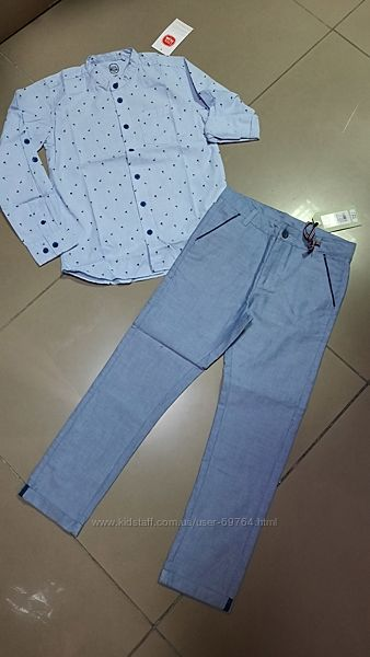 Модные рубашки Cool Club р. 128, 134, 152, 158