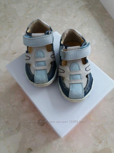 Мокасины-туфли на мальчика стелька 13см