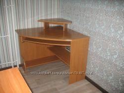 Стол компьютерныйписьменный угловой, BRW