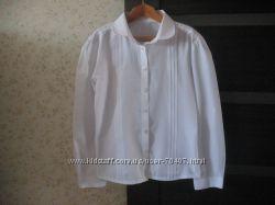 Блуза в школу   , Mothercare, 140р