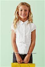 Блузы в школу 128-134р, Marks&Spencer, Next, Велма