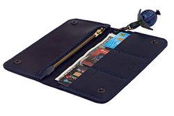 Новый кожаный кошелёк , портмоне , Unique U