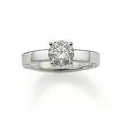 Кольцо серебряное Thomas Sabo c фианитом