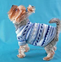 свитерки для собак мелких пород в наличии